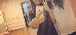 珠妍-UEE親密照,「退隊后,友情依然!」