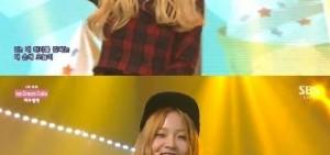 女子組合Red Velvet憑借「Ice Cream Cake」獲「人氣歌謠」冠軍