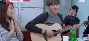 EXO燦烈獲暖男前輩認證 「如同夢想中的初戀!」