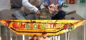 「精靈夫婦」製作鯽魚餅感謝粉絲 結果卻陷入崩潰?