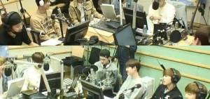 EXO公開演唱會趣事,舞台上脫衣服?