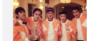 LAY公開《奔跑吧兄弟》認證照:中華圈美男組合