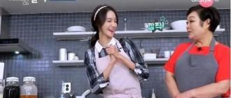 少時潤娥學做烤排骨 料理專家稱讚好美