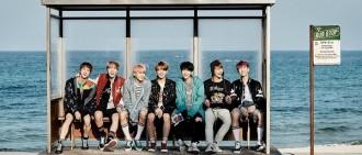 BTS新輯賣出37萬餘張 奪Hanteo週銷量冠軍