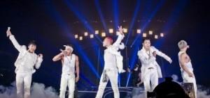 睽違三年後復出的BigBang在首爾演唱會上公開新歌