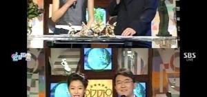 全智賢《人氣歌謠》MC時期清純外貌大公開