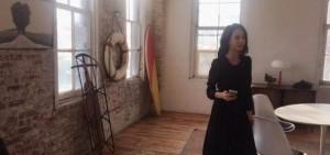 宋智孝為拍畫報訪問紐約,自身魅力獲Staff稱讚