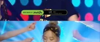 《音中》EXID太妍Sistar入選「HOT3」 EXID結束宣傳活動