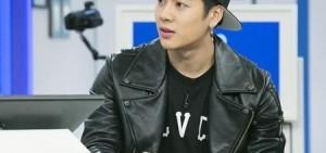 Jackson,「跟JYP簽約的時候約定不談戀愛」