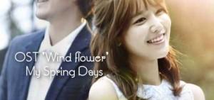 【新歌】少女時代 (秀英) - Wind Flower (我人生的春天 OST) (Short ver.)
