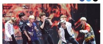 BTS受Billboard關注 新輯入選Bubbling Under Hot 100
