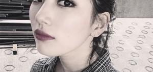 秀智变'吸血鬼女孩' 眼神魅惑美貌升级