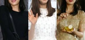 2014韓國廣告代言好感度排行公開 全智賢-金妍兒-秀智穩居前三位