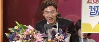 「SBS演藝大賞」李光洙全昭旻獲情侶獎 兩人堅稱是同僚關係
