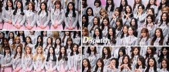 網友選出Mnet的選秀節目Produce 101中最漂亮的練習生是?