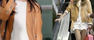 同一款衣服,誰穿得更好看?Yoona vs Sandara Park