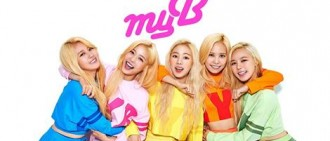 新女團MYB被指抄襲Red Velvet專輯的概念