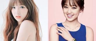 程瀟與孫妍在一同出演《我的小電視》