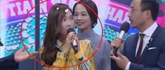 "Jessica Jung拍攝中國綜藝節目時節目播放了少女時代的""Mr. Taxi""引起了尷尬"