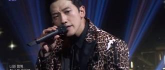 KBS昨日播Rain回歸節目 Rain現場謝粉絲