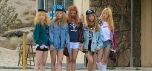Red Velvet回歸MV拍攝照曝光 新增成員變身5人組合?