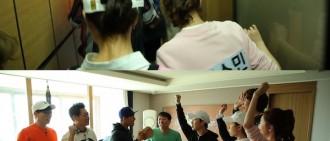 《RM》梁世贊家中遭襲 裸身出鏡面露驚慌