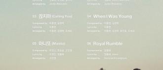 CNBLUE新專輯歌單公開 鄭容和操刀主打歌