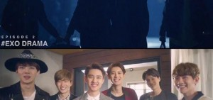 EXO《我的鄰居是EXO》公開預告,EXO-L準備迎接「行星月」
