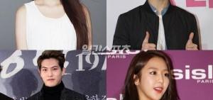 「我結」孔勝妍、藝媛、李宗泫、亨利今日起激動人心的首場拍攝