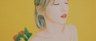 太妍28日發行首張正規專輯,概念照公開