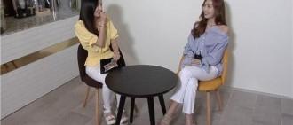 Jessica談眼前一亮後輩 GFRIEND和TWICE入圍