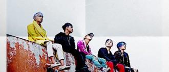 BIGBANG完整歌單曝光 黃金組合打造三首新歌