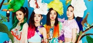 """""""2014年金唱片奬""""音源本奬入圍人選⑨點燃六七八月盛夏,Red Velvet、San E-Raina、Sistar"""