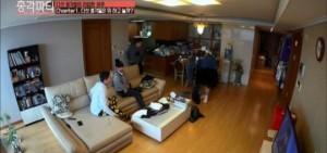 Super Junior銀赫20代單身男宿舍公開,實際是『清掃王』