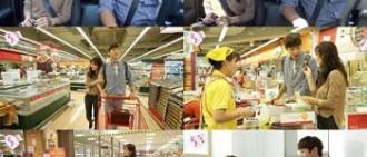 《我結》金素妍-郭時暘甜蜜超市約會 暴風試吃秀恩愛
