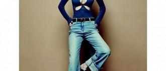 太陽的女人閔孝琳,完美演繹胸部鏤空