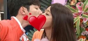 《天生緣份歸來》徐康俊-倞利玩遊戲吻個正著