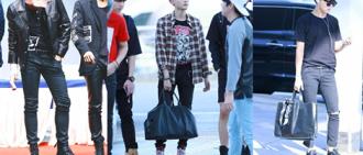 BTS的真實身高和體重