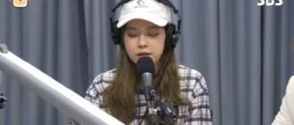 Juniel攜新曲做客廣播節目 稱成績佳期待版權費