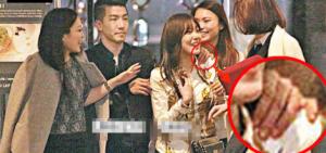 中國媒體指Tiffany已與Nichkhun分手並有他人,但我們看到....