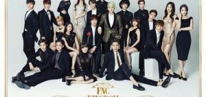 FNC家族演唱會海報曝光 F.T. Island-C.N.Blue-AOA眾星雲集