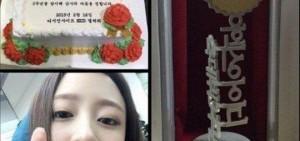 HaNi不受惡意謠言影響 SNS感謝粉絲