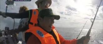 《叢林》李泰坤釣大魚 奪瞬間最高收視