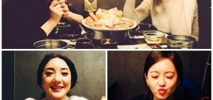 BADA-高雅拉變身壽司吃貨,展濃厚友情