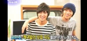 K.Will:過去曾是李敏鎬的聲樂老師 現在卻...