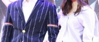 f(x) Krystal出席中國電視劇《畢業季》發佈會 與男主角有愛互動