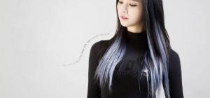 EXID爆正花性感宣傳照,貼身黑衣秀S身材