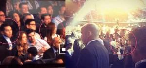 Jessica Jung and Tyler Kwon 被發現一起出現在Pacquiao vs. Algieri 的拳擊比賽中