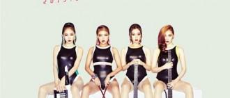 Wonder Girls宣傳照曝光 身著泳裝的性感樂隊