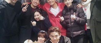 JYP新舊偶像總動員 離家浪子珍雲-任瑟雍也回來了
